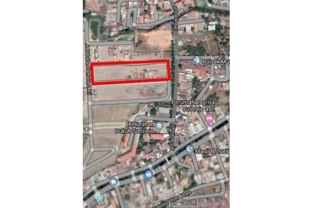 Rp48mily Tanah Dijual