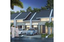 Rumah Baru Syariah dekat Plaza Cibubur Jakarta Timur