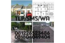 Rumah Dijual cluster jipangan permai Yogyakarta hks4767