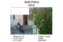 Rumah bukit palma surabaya murah nego!!!
