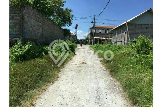 Tanah murah siap bangun di pure demak denpasar BALI BUTUH UANG 17306977
