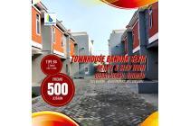 Townhouse Ready Siap Huni 500 Jutaan Bandar Setia Percut Medan