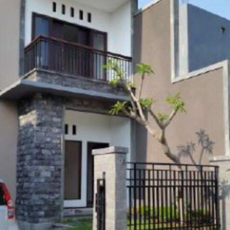 Dijual Rumah Style Villa Lantai2 di Dentim Tohpati