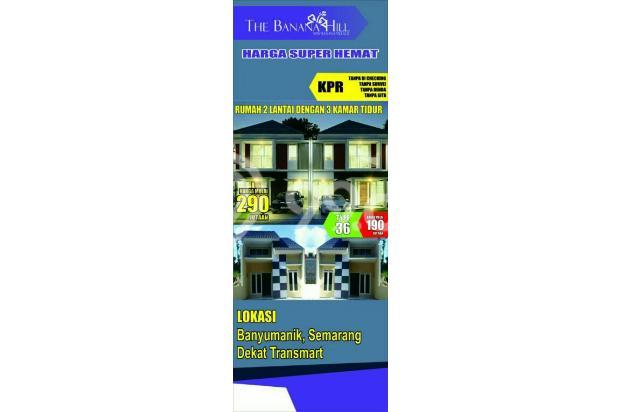 Rumah baru 2lantai cash 290jtaan banyumanik dan 360juta tembalang 14064688
