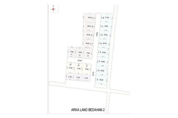 Kaveling Arkaland Sawangan Depok 12X Bayar 17825631