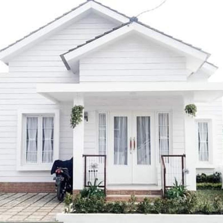 Rumah type klasik hunian sejuk Pesona Lembang, Setiabudi atas