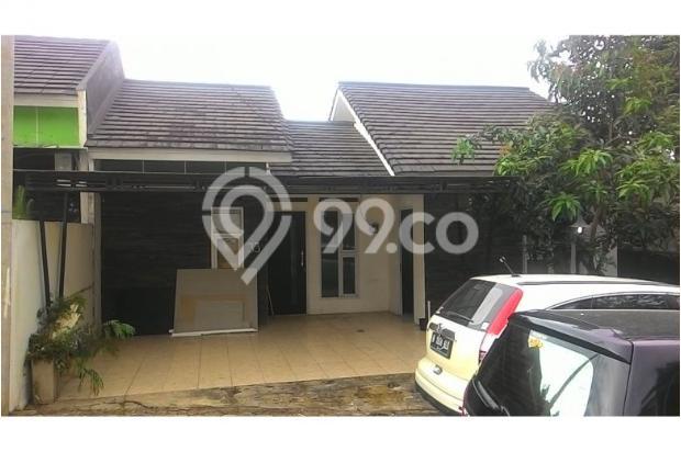 Rumah Hook Dijual Cepat  LT120m2/70, Cluster Rumah Madani Jatiasih bekasi 12397138
