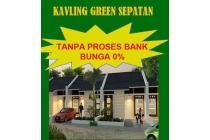 Rumah Dan Kavling Tanpa Bank Bunga 0% Dekat Bandara
