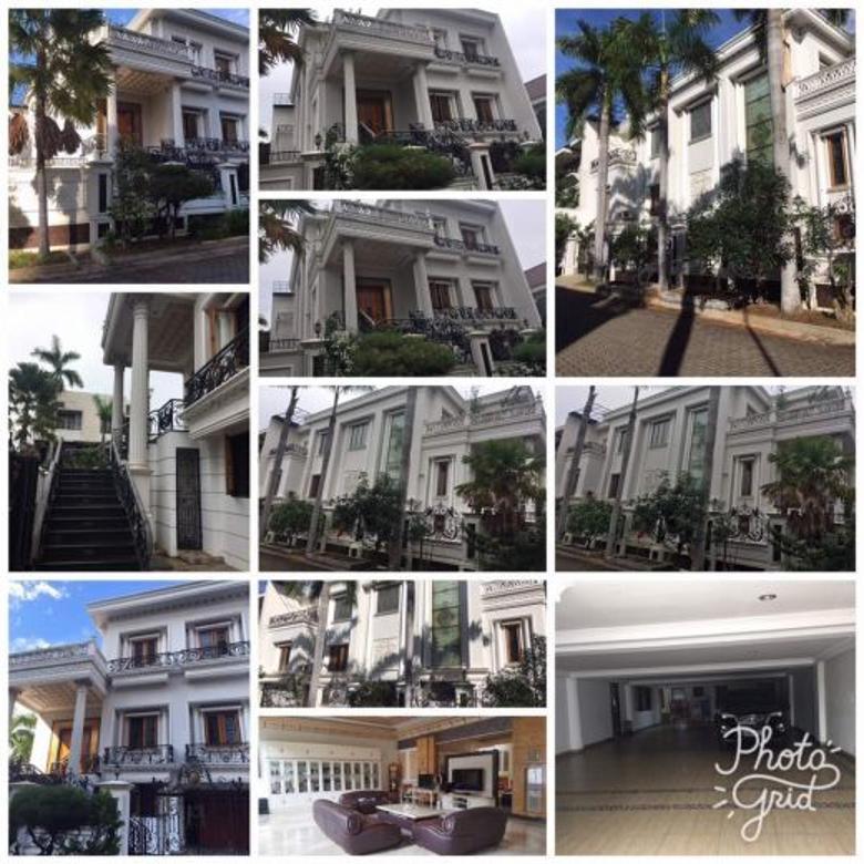 Dijual Rumah Design Mewah Rumah Villa Artha Gading Kelapa Gading