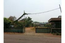 Dijual Tanah + Bangunan di daerah PuloGadung, harga hitung Tanah