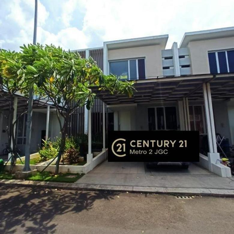 Rumah Cluster Yarra Jakarta Garden City Cakung
