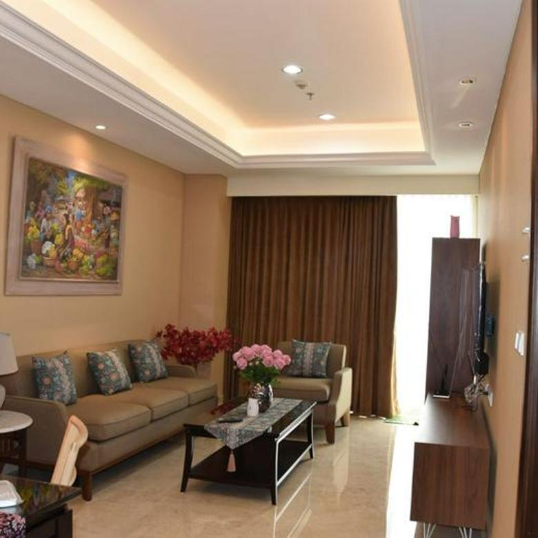 Apartemen Pondok Indah Residence - Tower Maya 1BR - 5 Menit Ke Gandaria
