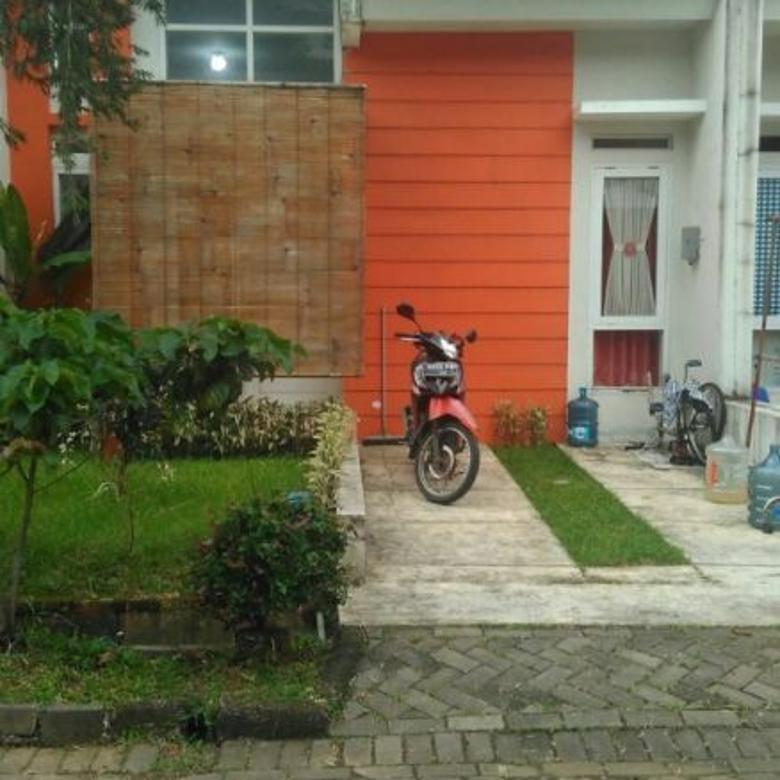 Rumah mungil di Pajajaran Regency