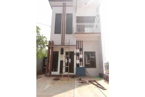Rumah Unik 2 Lantai SHM di GDC Depok, KPR Ter-Murah, Free Notaris 19372428