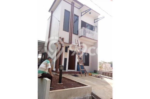 Rumah Unik 2 Lantai SHM di GDC Depok, KPR Ter-Murah, Free Notaris 19372441