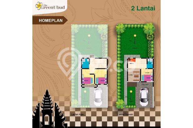 Rumah Unik 2 Lantai SHM di GDC Depok, KPR Ter-Murah, Free Notaris 19372446