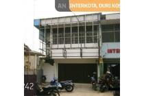 Ruko Interkota, Duri Kosambi, Jakarta Barat, 5x25m, 2 Lt