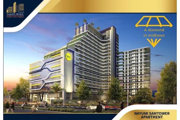 Rp523jt Apartemen Dijual