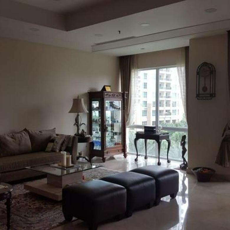 Ju4l Murah Sekali, Pakubuwono Residence 2+1 BR, Harga Super Miring