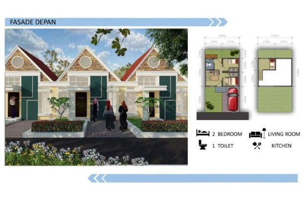 Rp264jt Rumah Dijual