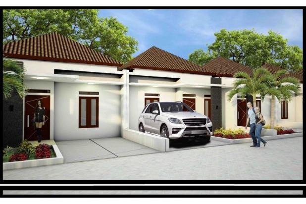 Promo April Rumah Dalam Cluster di Pasir Putih Depok 11009751