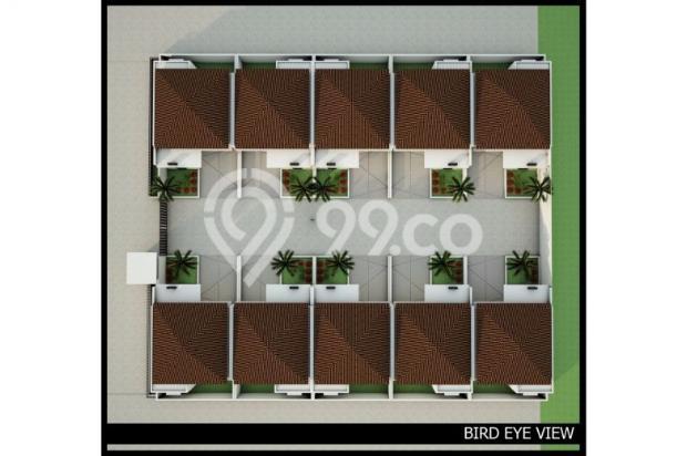 Promo April Rumah Dalam Cluster di Pasir Putih Depok 11009756