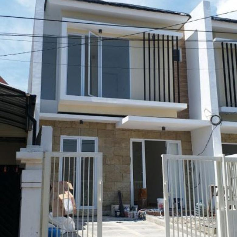 2 unit Rumah Baru Nirwana Eksekutif
