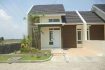 Dijual rumah type 41 area Ganting Gedangan Sidoarjo - Green Park Residence