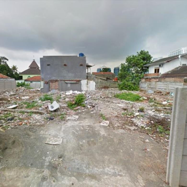 DIJUAL Tanah di Jati Padang Luas 1411 m2