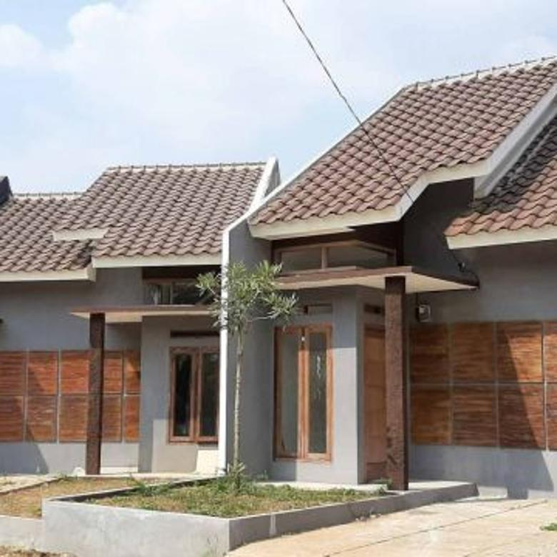 Rumah Siap Huni Areal Perumahan Arco Sawangan Bisa KPR