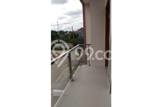 rumah siap huni 2 lantai tdp 15jt free biaya kpr dekat staasiun cilebut 15010510