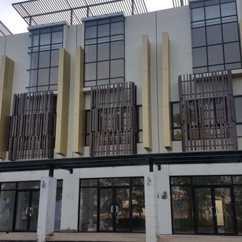 FAST SALE!! Ruko 3 Lantai The Boulevard Jakarta Garden City!