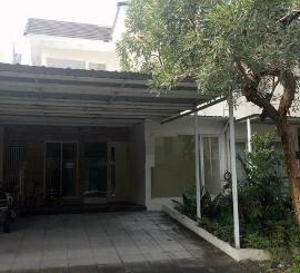 (PAU). Rumah Bukit Palma kondisi oke bagus cluster Grandia