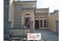 Rumah Baru masih dalam tahap renovasi di Pondok ungu permai