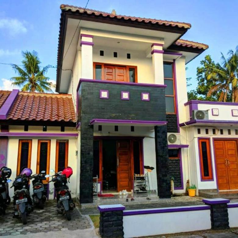 Rumah Siap Huni Dalam Perumahan di Candi Gebang Utara UPN