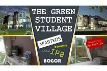 Milikilah Apartement Kost Syariah, The Green Student Village, Bogor