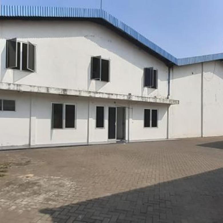 Pabrik dan Gudang Bambe Driyorejo Gresik