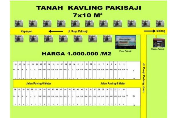 Rumah Murah malang 98 juta 13698150