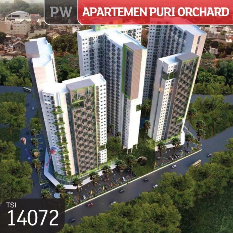 Apartemen Puri Orchard, Tower OG, Jakarta Barat, 50 m², Lt 26,