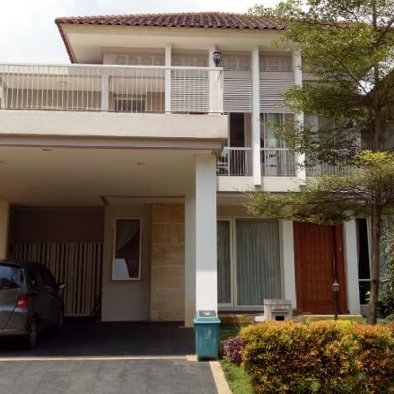 Dijual Rumah Cluster Sutera Pelangi, Alam Sutera, Tangerang Selatan