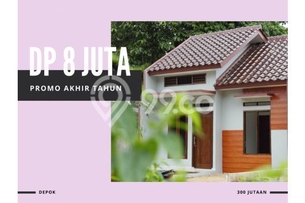 Rumah KPR DP 8 Juta Bonus Kanopi di Kalisuren 15039647