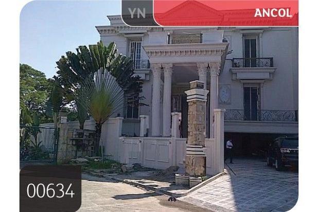 Rumah Pasir Putih Pantai Sanur Ancol, Jakarta Utara, 980m, 3 Lt 5455017