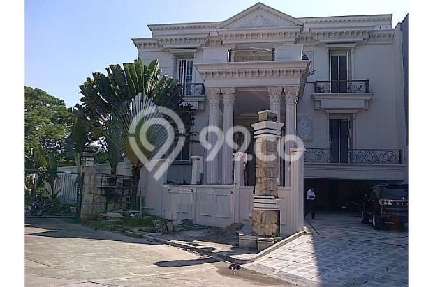 Rumah Pasir Putih Pantai Sanur Ancol, Jakarta Utara, 980m, 3 Lt 5455022