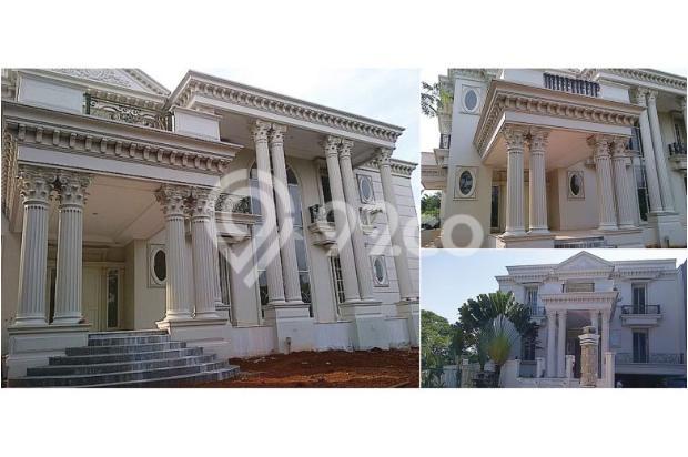Rumah Pasir Putih Pantai Sanur Ancol, Jakarta Utara, 980m, 3 Lt 5455023