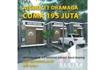 Jual Rumah PALING Murah di Dramaga Bogor