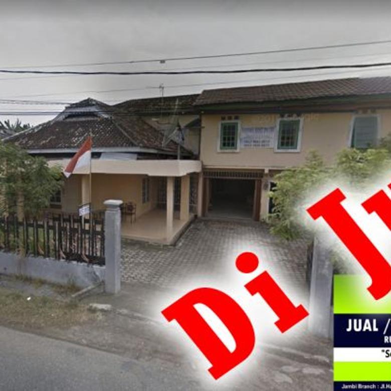 Dijual Rumah 2 Lantai Di Pusat Kota Jambi