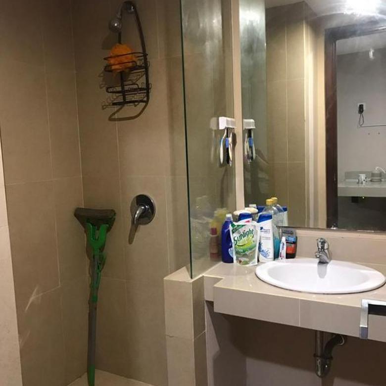 Apartemen U Residence 1 di Karawaci Tangerang Fully Furnished type Studio Harga Covid Langsung dari Owner/Pemilik