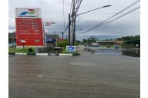 SPBU Di Ciputat Tangerang Selatan LT 2.555 m2 LB 597 m2 Surat SHM & IMB !!!