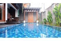Dijual rumah minimalis di perum Bali Arum gunung salak utara kerobokan