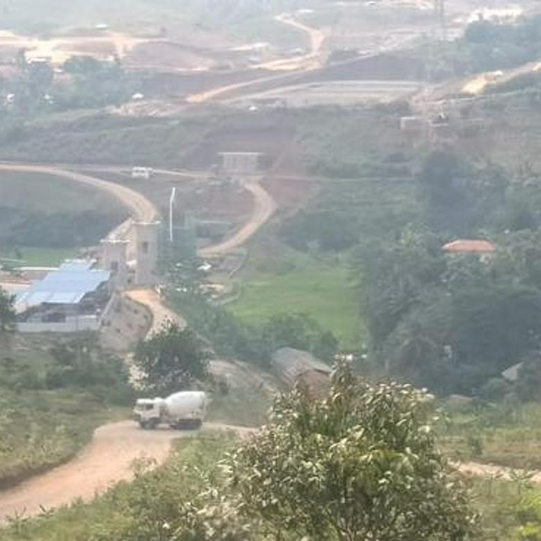 Diskon 25%: Tanah Murah Dekat Stasiun Kereta Cepat Walini